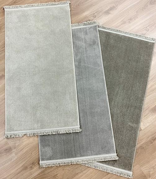 Doux, mjuk och skön enfärgad matta. 60x115,80x150,140x200,160x230,200x290,240x340