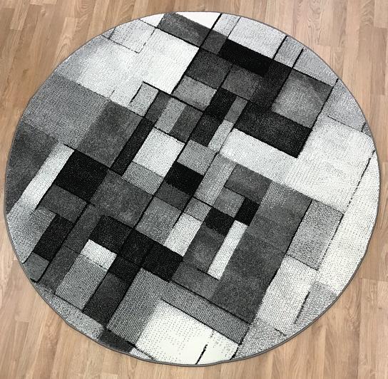 Abstarkt grå, 80cm diam,120cm,160cm,200cm,240cm.